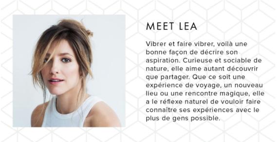 léa bégin, beauties and co, lifestyle blog