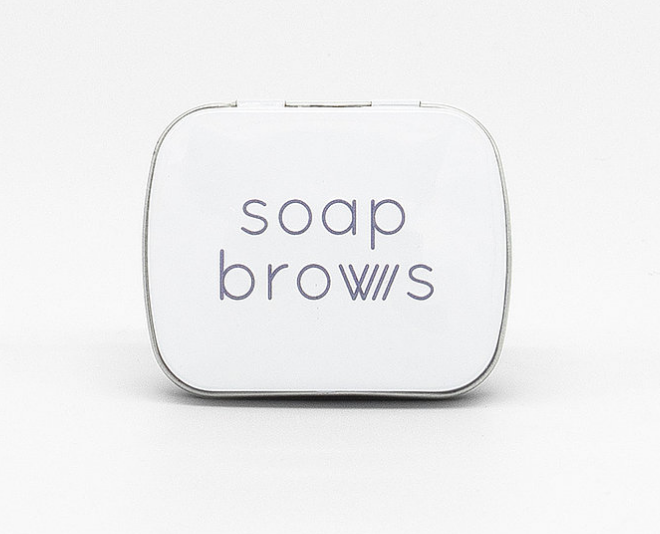Soap Brows  - £12.00 - Crédit photo:  West Barn Co