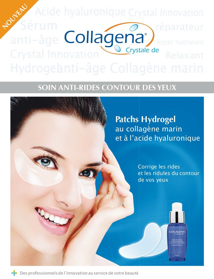 collagena canada, revelox, eye patch, face mask, masque visage, acide hyaluronique, meilleur masque visage, masque en gel pour le visage, meilleures patch pour les yeux, hydratation contour des yeux