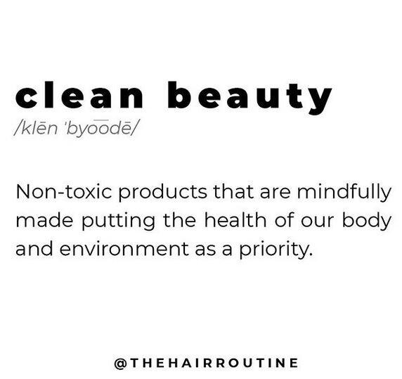 Crédit photo: Instagram de The hair routine