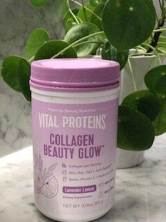 collagen water, best facial montreal, beauties lab, beauty glow, veronique lefort, montreal pialtes, mtl pilates