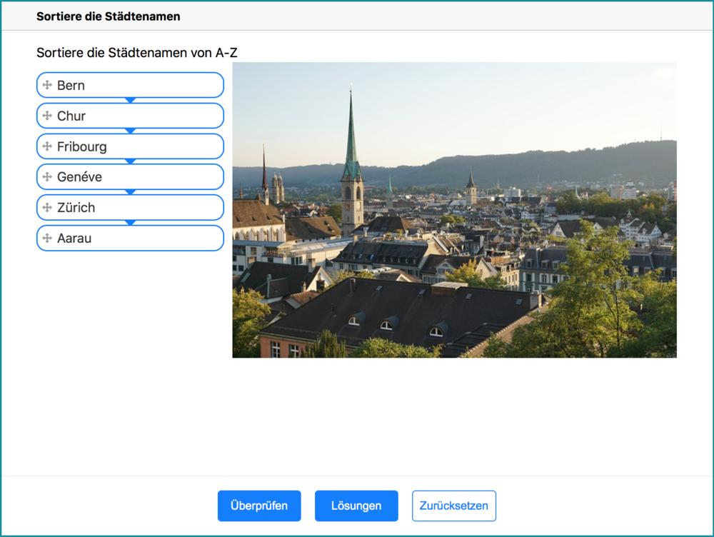 Edulo - Lernen - interaktiv
