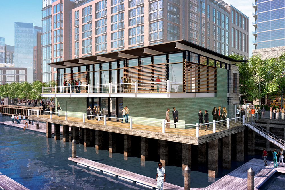 The Capital Yacht Club (renovations coming soon!) ADDRESS: 660 Water Street SW, Washington, DC 20024 PHONE: (202) 488-8110 WEBSITE