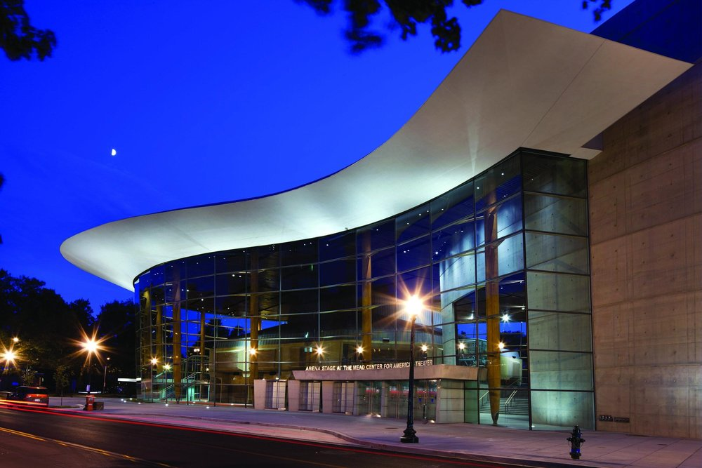Arena Stage ADDRESS: 1101 6th Street SW, Washington, District of Columbia 20024 PHONE: (202) 488-3300 WEBSITE