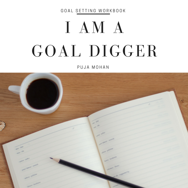 I a a Goal Digger Workbook
