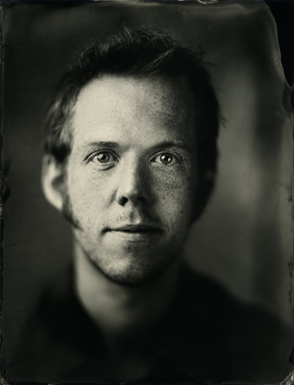 Wet Plate Portraiture Cardiff