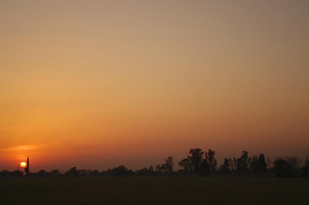Marhana, Punjab, India.