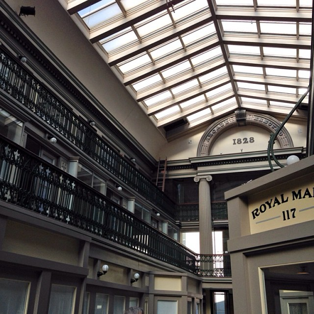 Arcade, Providence RI