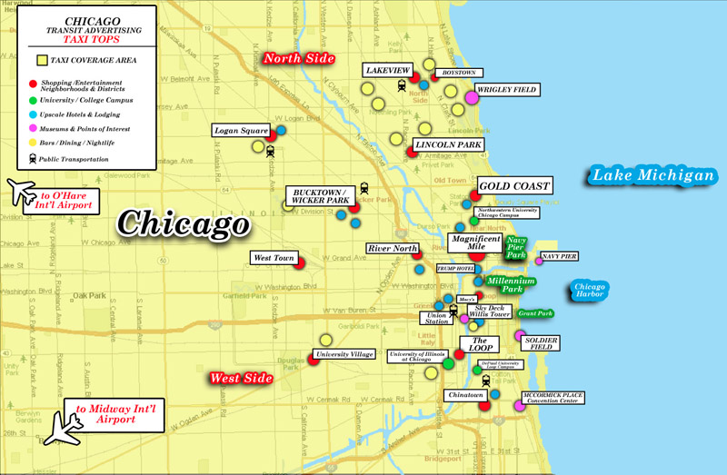 CHICAGO TAXIS