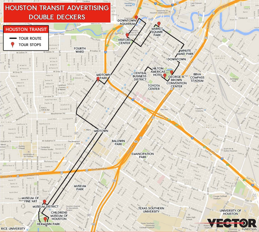 HOUSTON DD TRANSIT