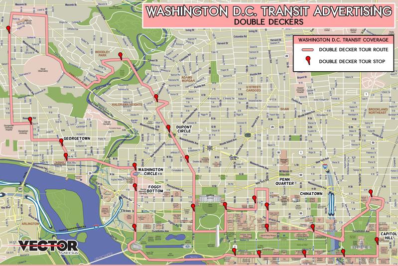 WASHINGTON DC DD TRANSIT