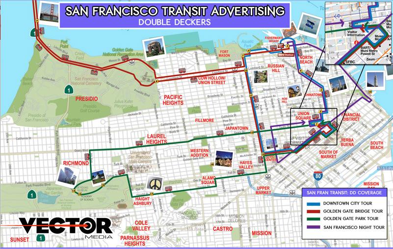 SAN FRANCISCO DD TRANSIT