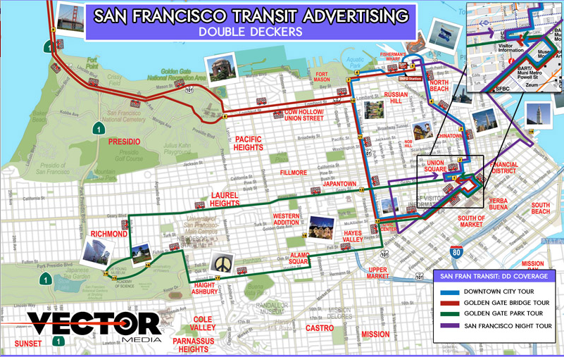 SAN FRANCISCO TROLLEY TRANSIT
