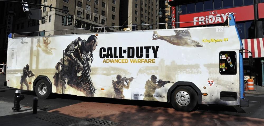 NYC,DD,FW,Activision,CallofDutyAdvancedWarfare,34thstreet,11.14.jpg