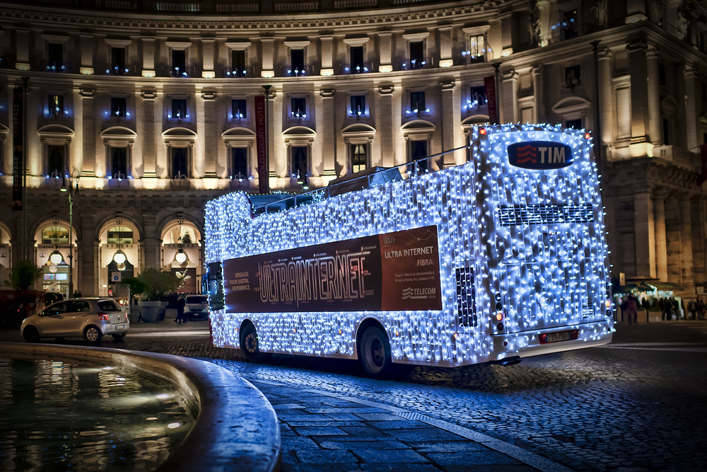 ROME DOUBLE DECKERS