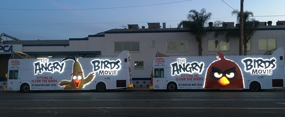 Sony Pictures partnered with Vector to promote its release of The Angry Birds Movie by utilizing new, 3D printing technology.