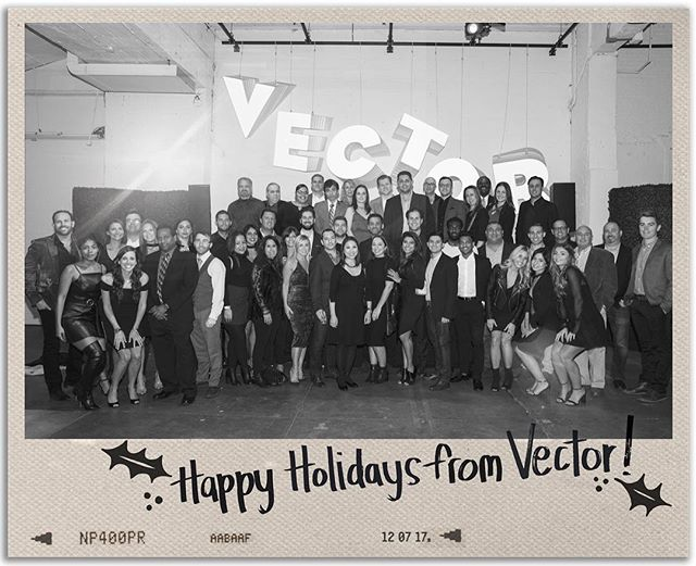 Happy Holidays to all our clients, business partners and friends! Here's a family portrait! 😍