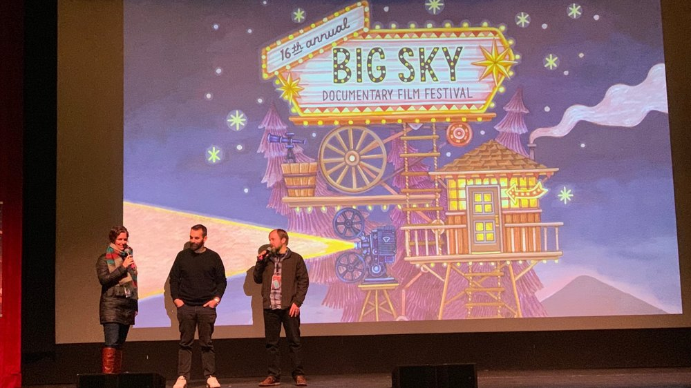 'Waiting for the Punchline' - Big Sky Documentary Film Festival, 2019