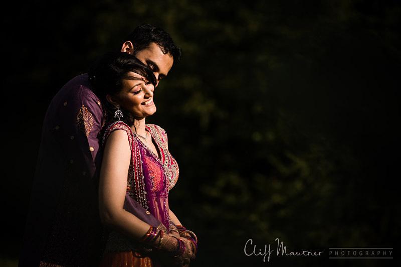 HUGGED BRIDE
