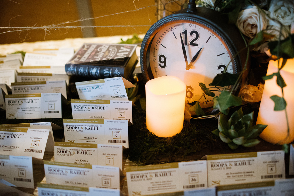 PLACE CARD DECOR