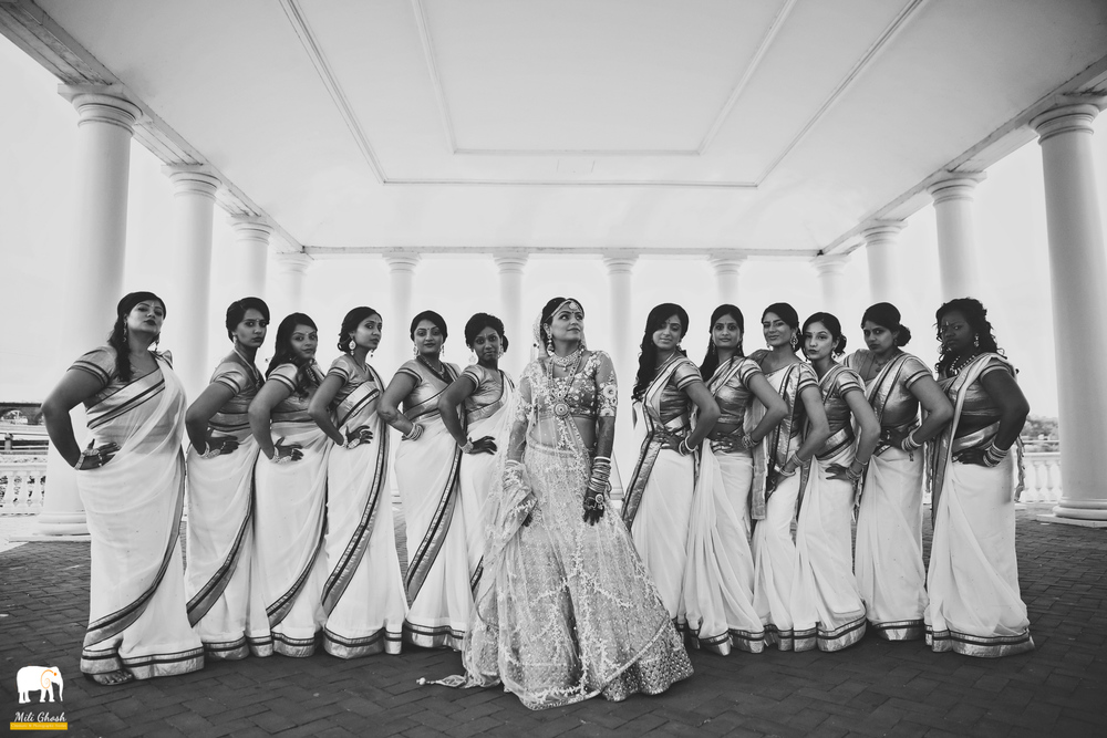 BW BRIDESMAIDS