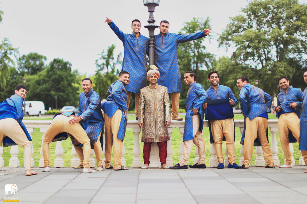 Copy of INDIAN BRIDAL PARTY