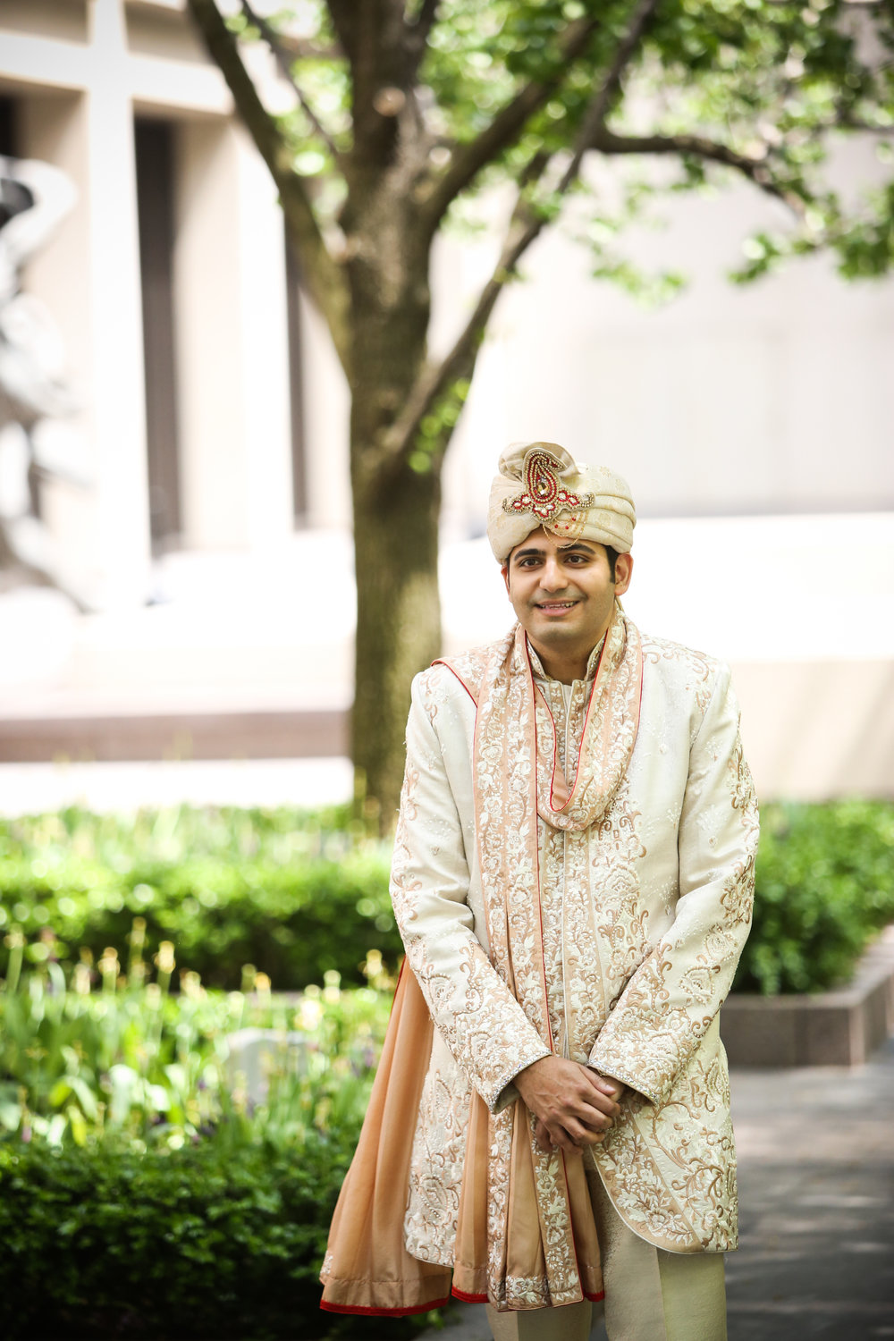 Indian Groom