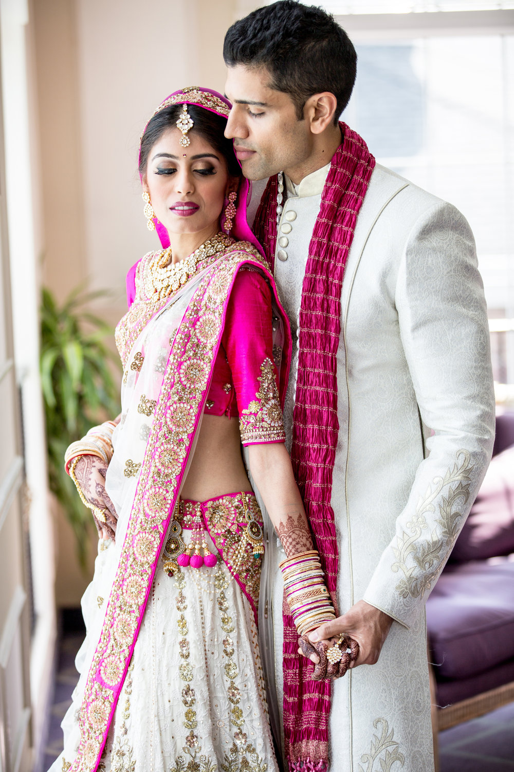 indian couple together