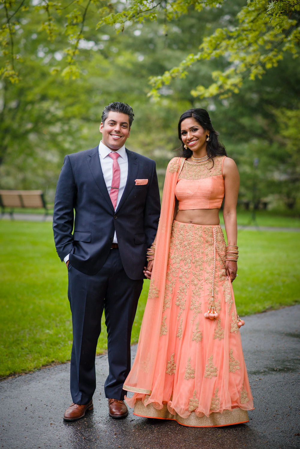BEAUTIFUL INDIAN COUPLE