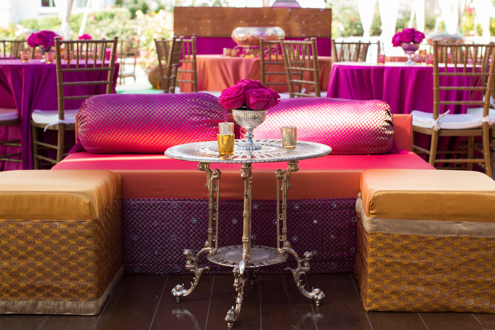 SANGEET INDIAN WEDDING BENCH DECOR .jpg