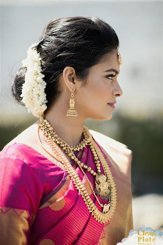 INDIAN WEDDING BRIDE CLOSEUP WITH FLOWER HEADPIECE.jpg