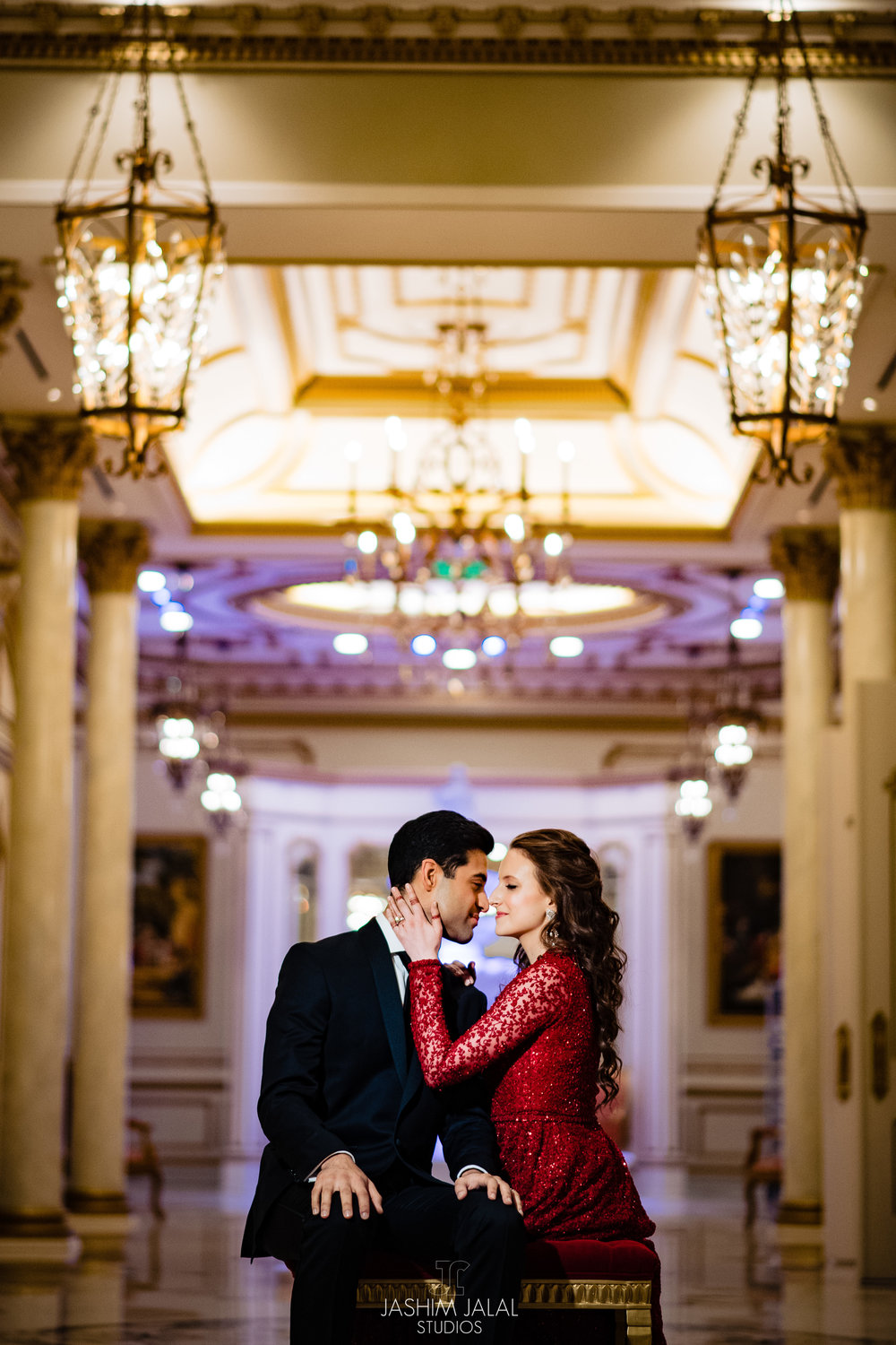 INDIAN WEDDING RECEPTION BRIDE AND GROOM.jpg