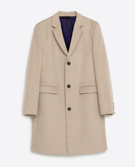 Classic Cut Coat