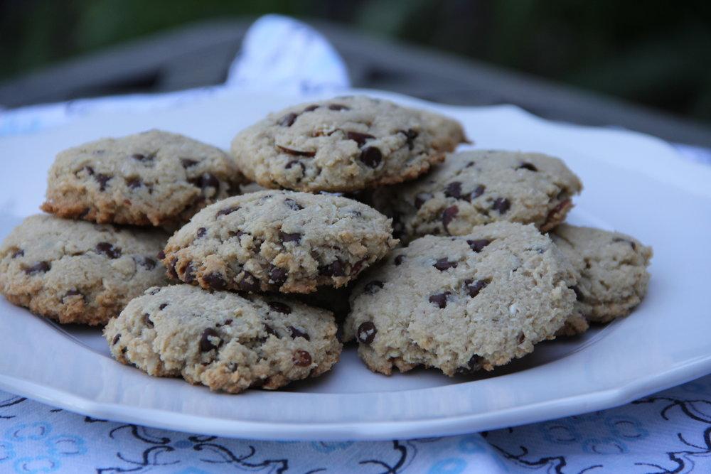 almond joy cookies 3