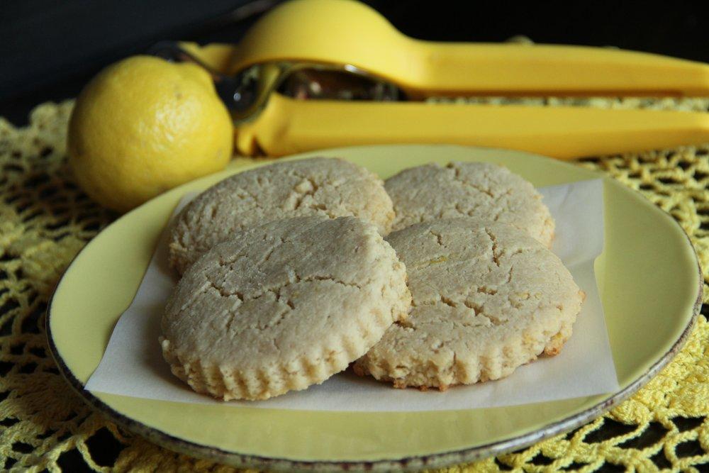 lemon shortbread cookies2