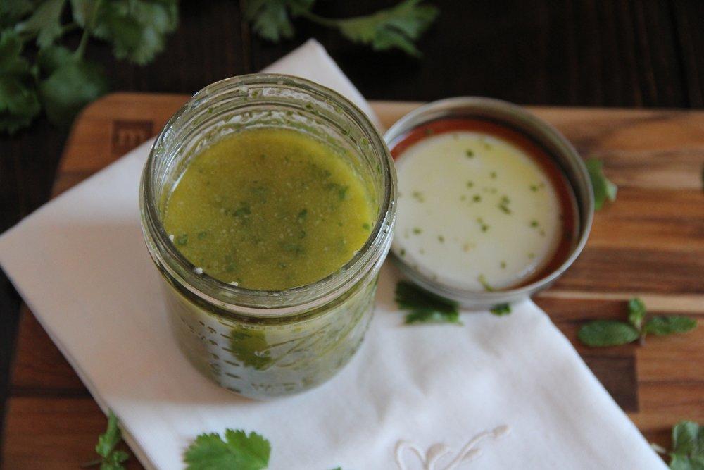 cilantro mint 1