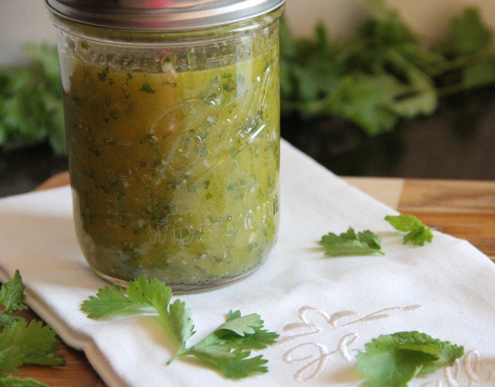 cilantro mint 2