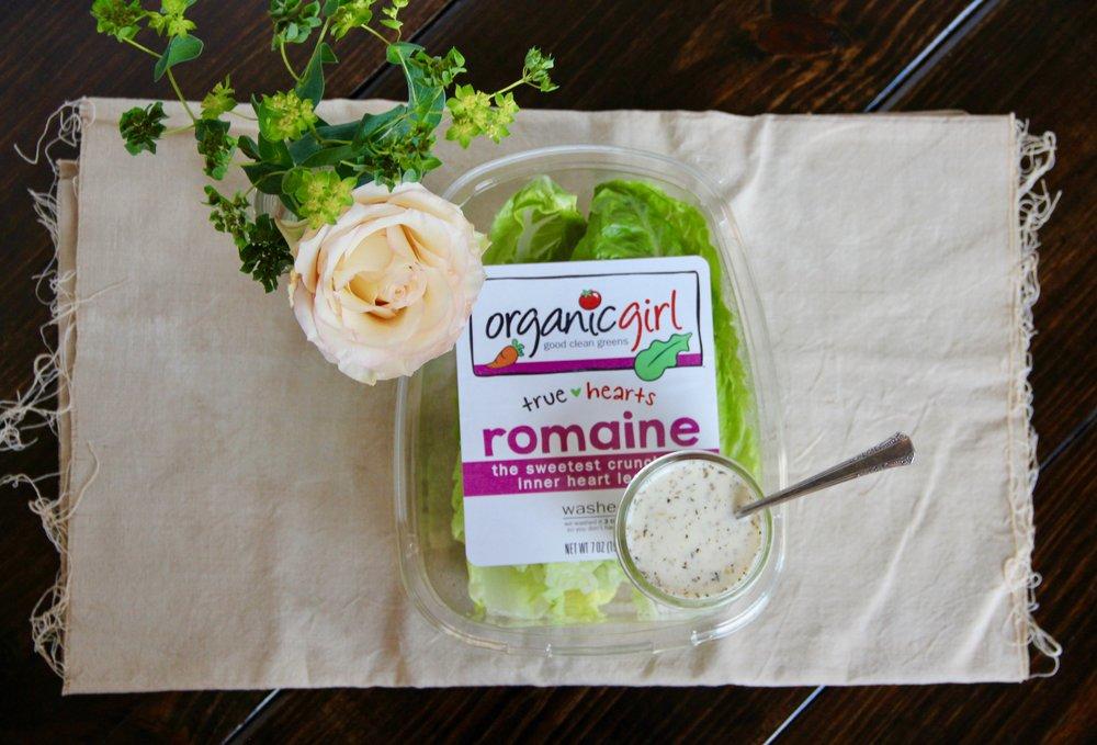 organic girl romaine