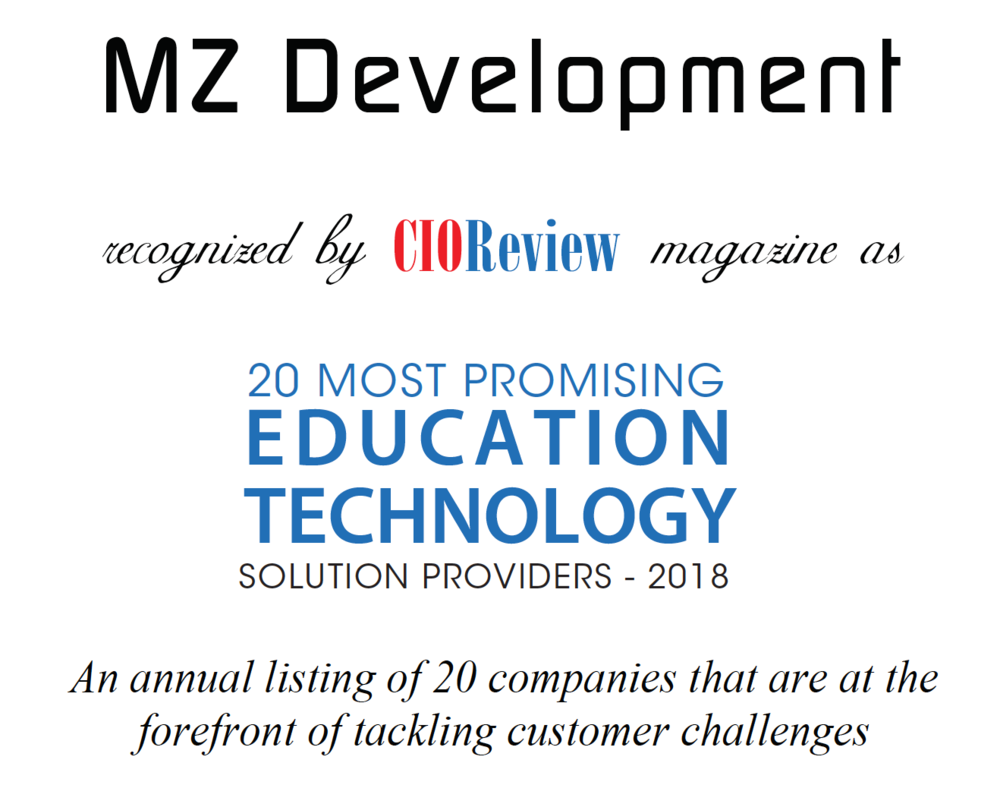 MZ Development - OSCAR Award