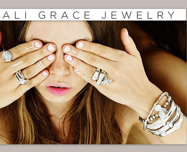 @aligracejewelry trunk show this weekend. Come see some beautiful jewelry! #trunkshow