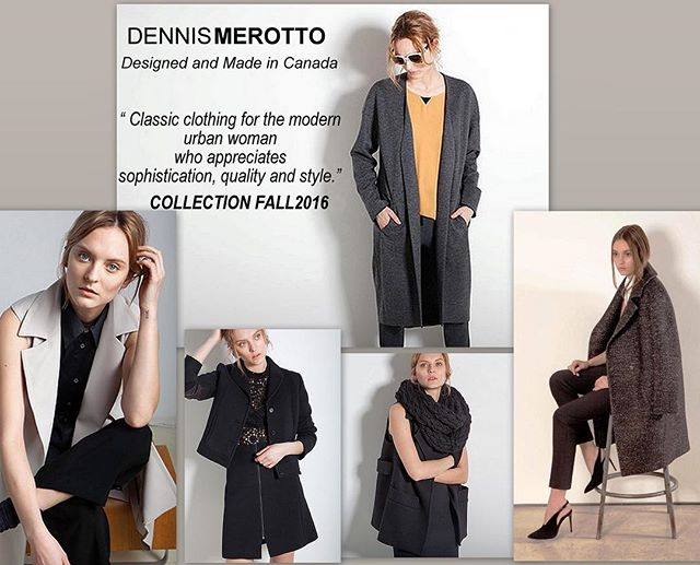 @dennismerotto_official trunk show this weekend! #trunkshow