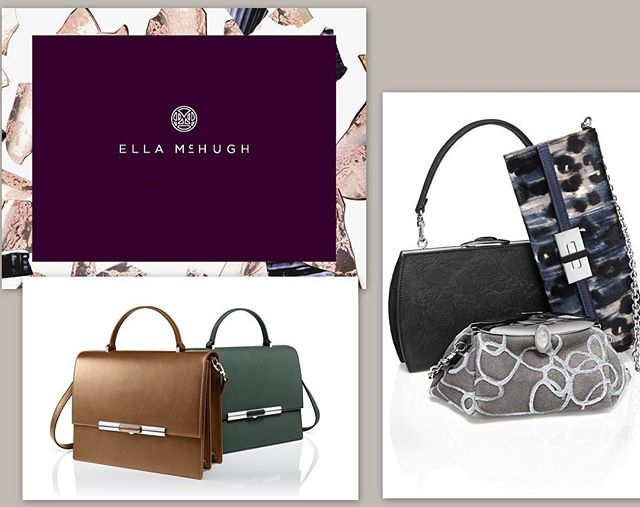 @ellamchughbags trunk show this weekend #trunkshow #handbags