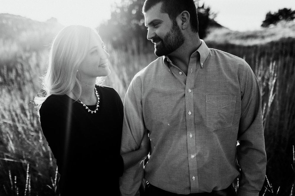 Nebraska Wyoming Engagement Liz Osban Photographer