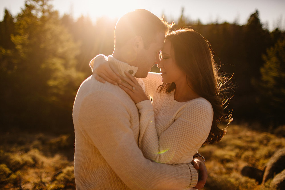 wyoming colorado engagement wedding photographer Liz Osban Photography