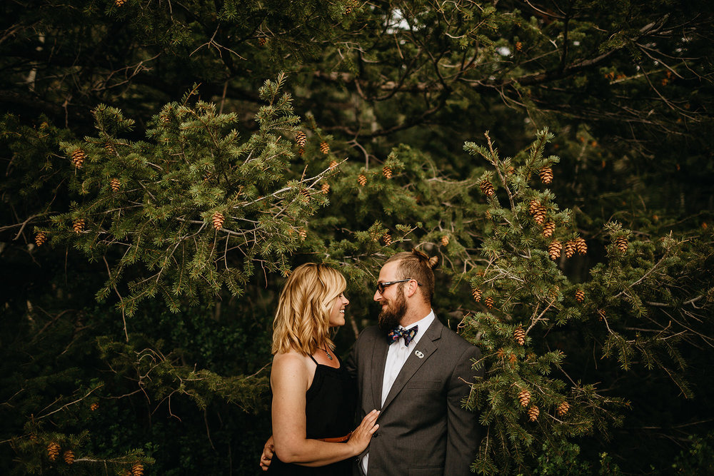 Whitney + Wesley Engagement Cheyenne Wyoming Photographer Liz Osban Photography Vedauwoo Colorado Wedding