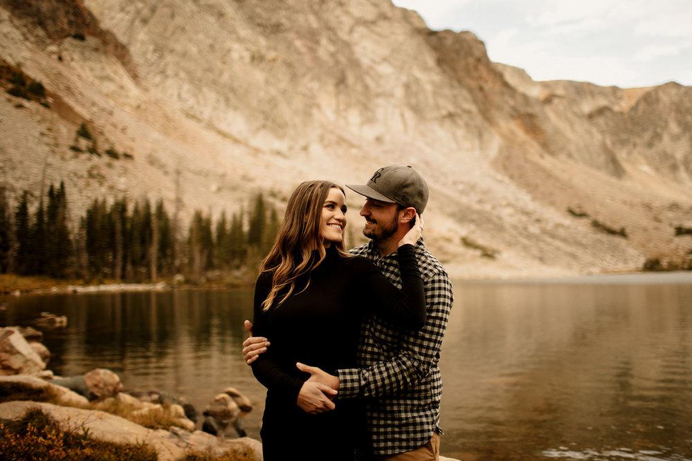 Liz Osban Photography Cheyenne Wyoming Engagement Wedding Photographer couple adventure elopement wedding laramie denver fort collins colorado rocky mountain national park17.jpg