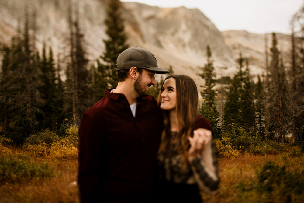 Liz Osban Photography Cheyenne Wyoming Engagement Wedding Photographer couple adventure elopement wedding laramie denver fort collins colorado rocky mountain national park25.jpg