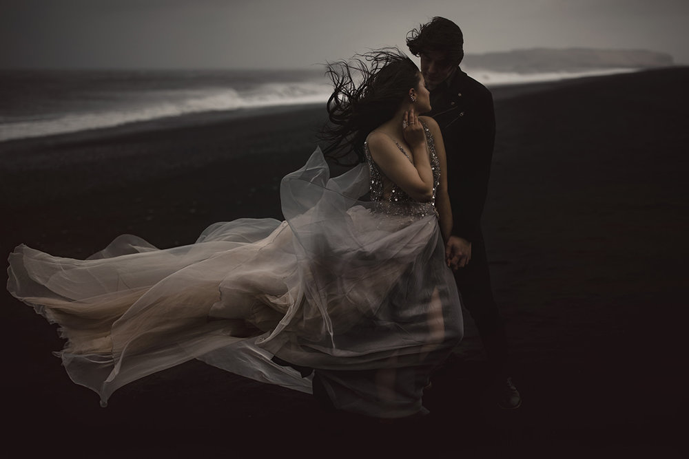 gabe mcclintock photography iceland elopement wedding couple love photographer photography engaged engagement couples elope berta evening gown fall gray grey wedding dress liz and jarret76.JPG