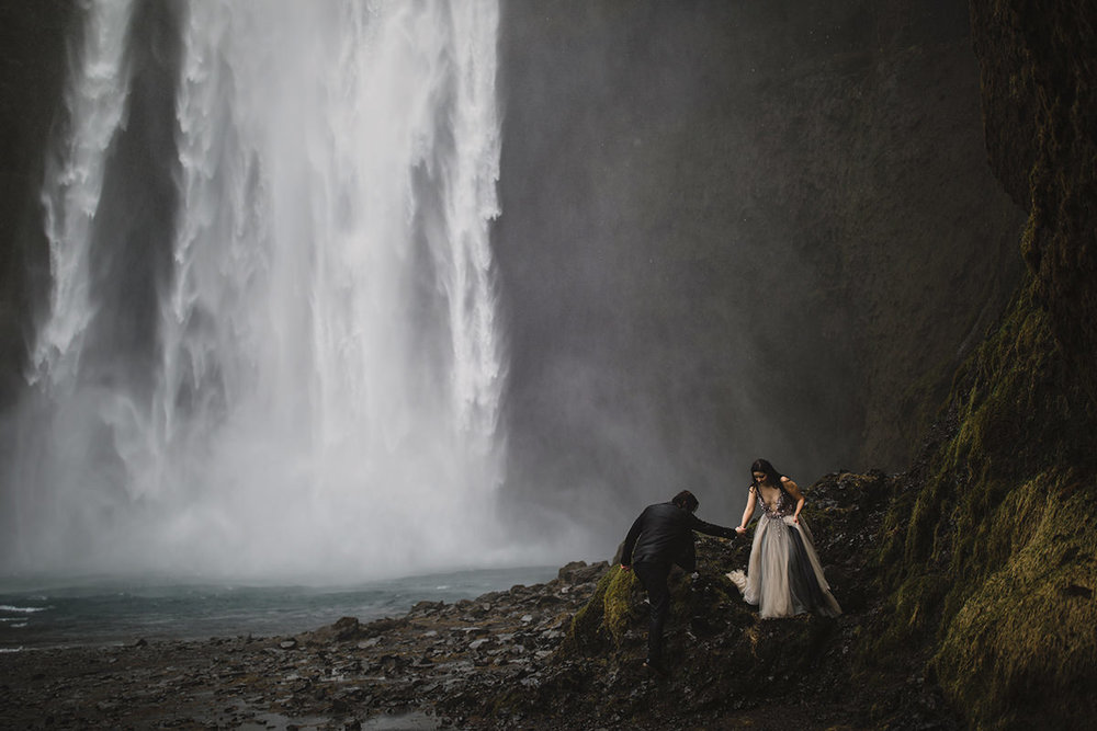 gabe mcclintock photography iceland elopement wedding couple love photographer photography engaged engagement couples elope berta evening gown fall gray grey wedding dress liz and jarret101.JPG