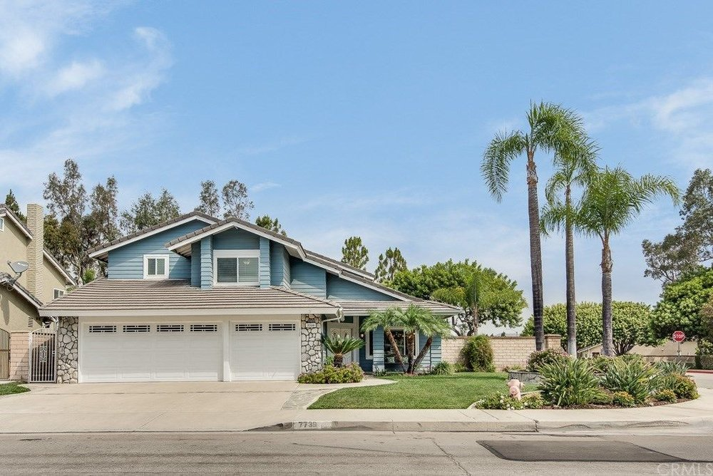 Santiago Hills - SOLD by MARIA X for $932,0007739 Knollwood Dr. Orange4 Bedrooms 3 Baths 2622 sq ft.